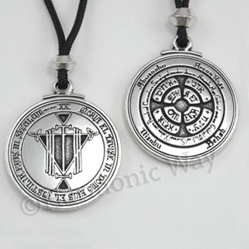 riches talisman necklace magical wealth amulet pendant ebay
